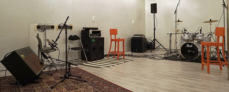 A-Broad Studio Repeteren